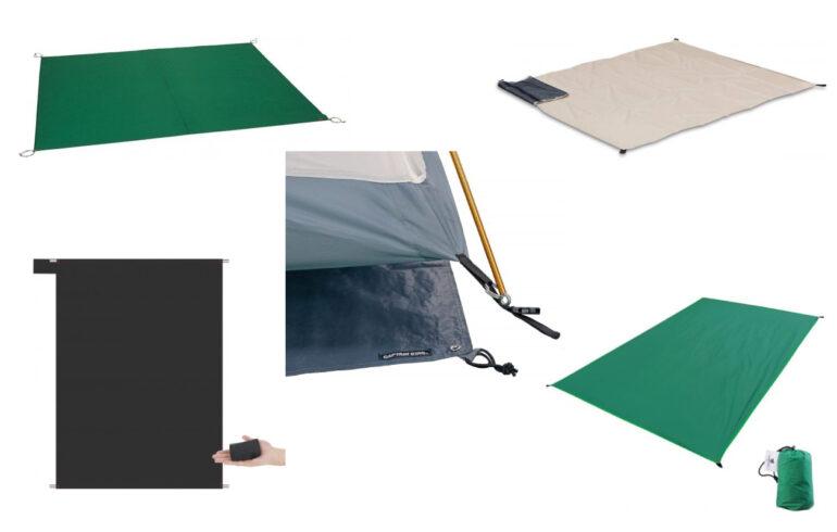 グランドシートの選び方とおすすめ5選!テントの必須アイテム!サイズ豊富で選べソロキャンにも!