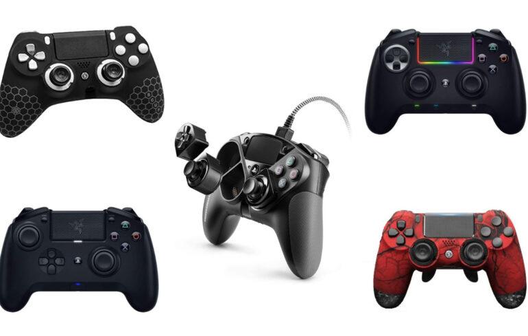 PS4非純正品コントローラーの特徴とおすすめ5選!ハイスペック!メリット&デメリットも解説!